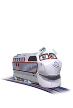 Christian wohnt in Chuggington